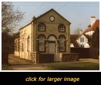 Methodist Chapel, Eggington