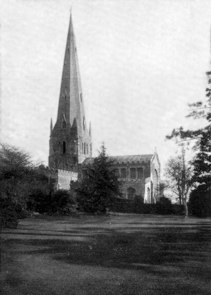 All Saints Church, Leighton Buzzard