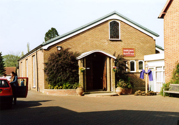 Catholic Church of the Sacred Heart, Leighton Buzzard