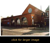 Trinity Methodist Church, North Street, Leighton Buzzard