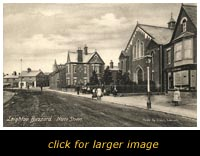 Primitive Methodist Chapel, North Street, Leighton Buzzard