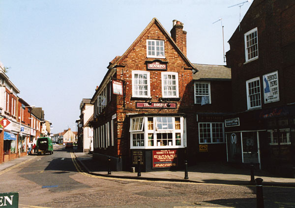 The Roebuck, Leighton Buzzard
