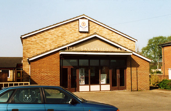 Salvation Army Citadel, Lammas Walk, Leighton Buzzard