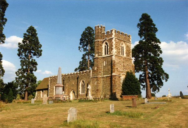 St. Mary the Virgin, Old Linslade