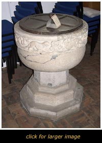 The Font, St. Mary the Virgin, Old Linslade