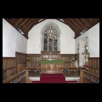 The Chancel, St. Michael, Billington