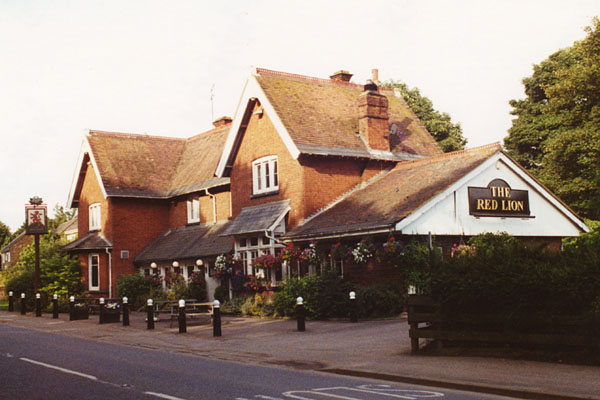 Red Lion, Heath & Reach