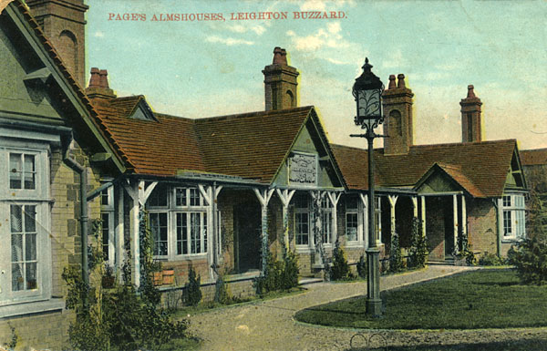 Page's Almshouses, Church Street