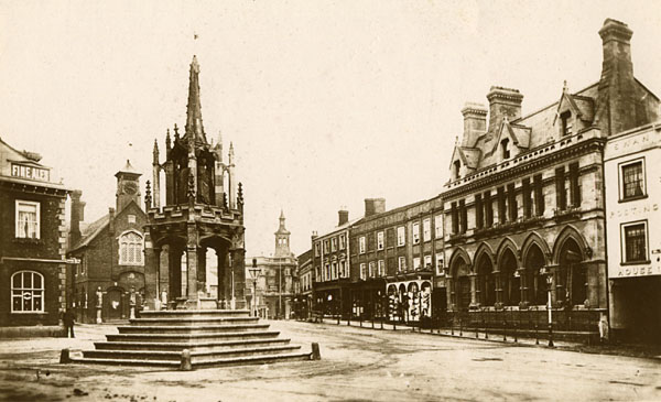 Market Cross, Leighton Buzzard