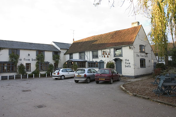 The Five Bells Inn, Stanbridge